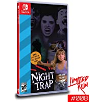 Night Trap 25th Anniversary Edition Nintendo Switch