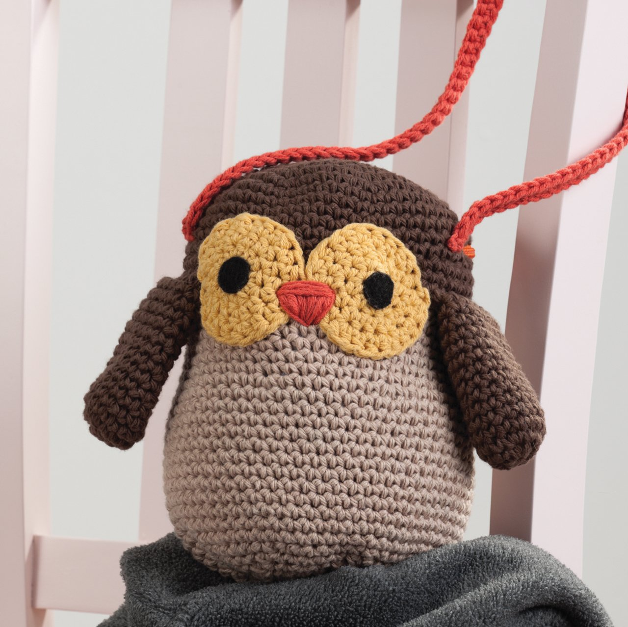 Amigurumi On the Go: 30 Patterns for Crocheting Kids\' Bags ...