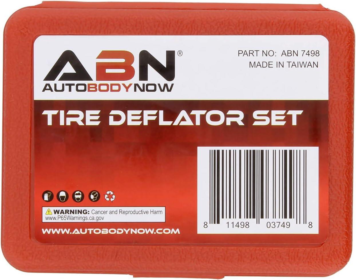 Tire Deflators Offroad Tools Tire Air Down Tool Tire Deflator Kit Tire Pressure Deflator Valves Air Down Valves ABN/®