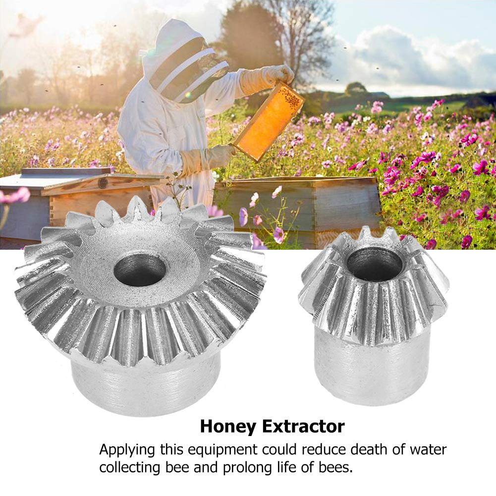 For Honey Extractor Extracting Repair Gear with Screw /& Beekeeping Wrench Set