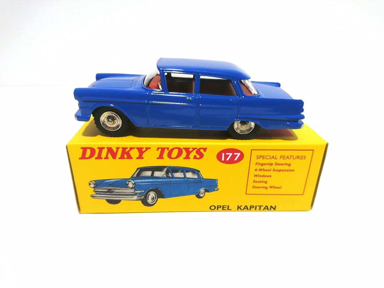 Repro box Dinky nº 177 Opel capitán