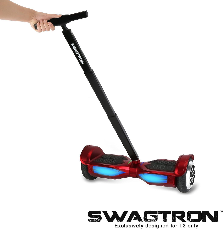 Amazon.com: swagtron T + Hoverboard manubrio, fibra de ...