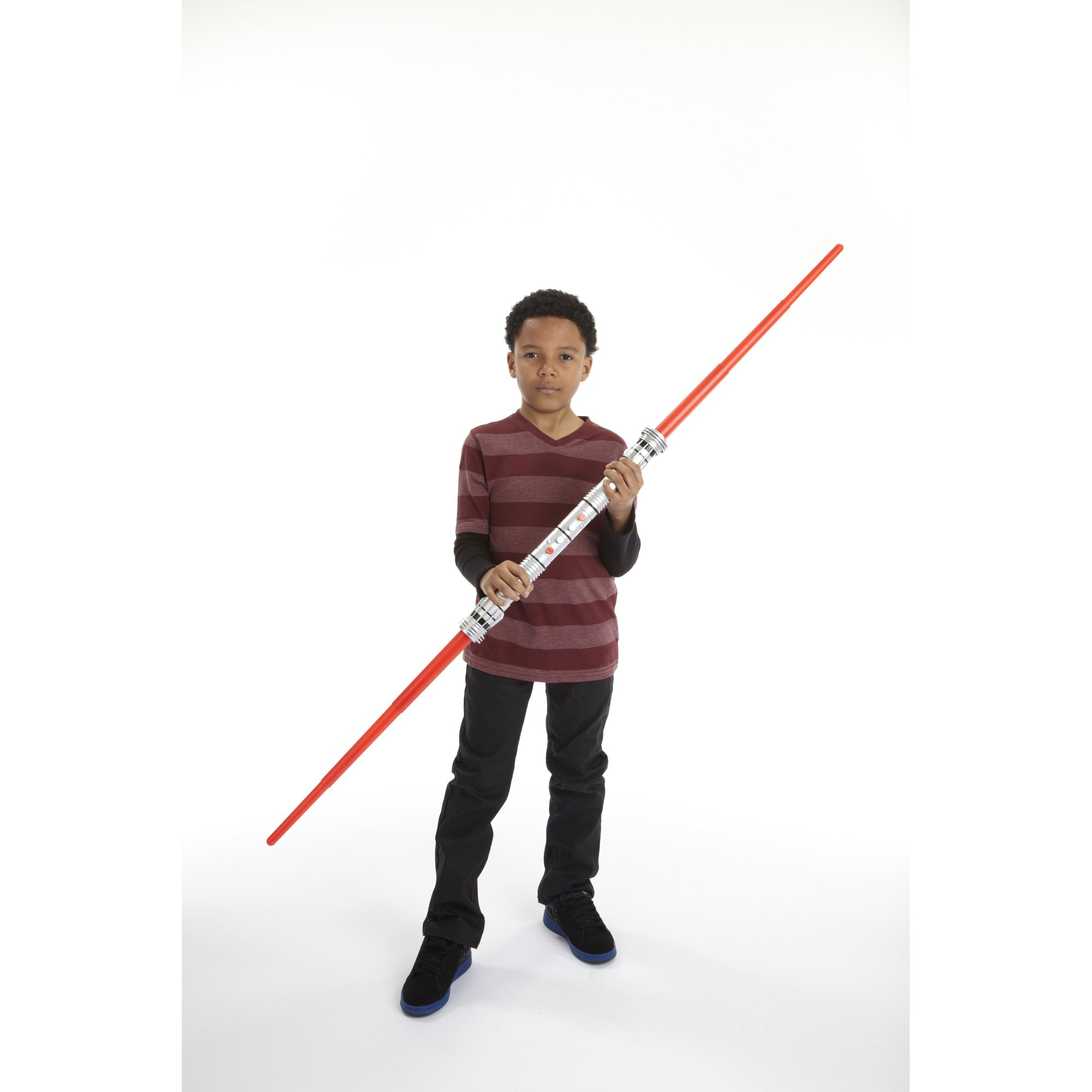 Star Wars Darth Maul Double-Bladed Lightsaber Toy by Star Wars (Image #7)