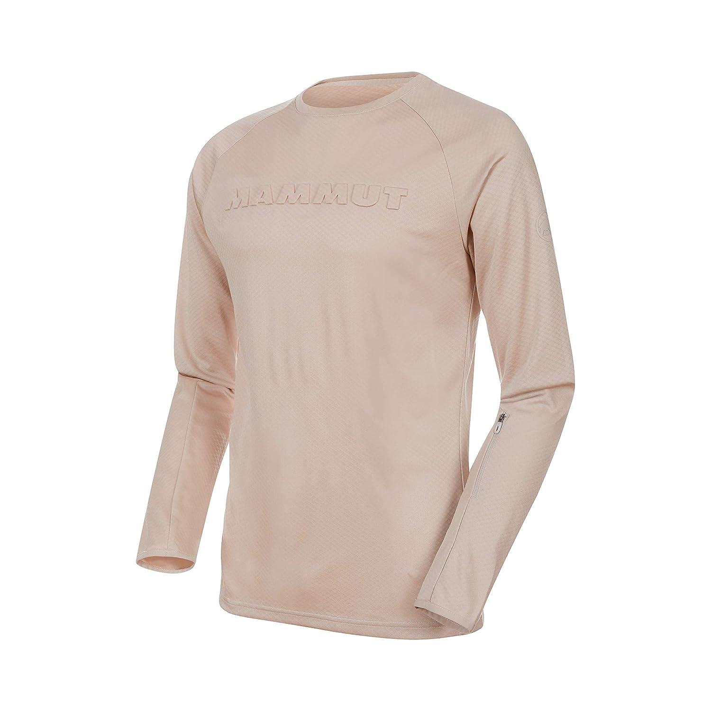 Mammut Herren Camiseta M/L Crashiano Hombre T-Shirt