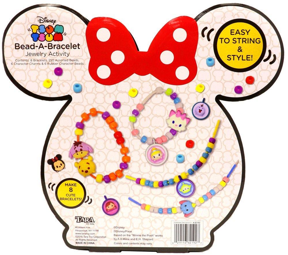 Use this Code 82192 Tara Toy Tsum Bead A Bracelet Jewelry Activity Playset Tara Toy