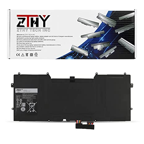 ZTHY 55Wh C4K9V Laptop Battery Replacement for Dell XPS 12 9Q33 12-L221X  XPS 13 9333 Ultrabook 13 XPS13 13-L321X 13-L322X XPS L321X L322X Series  489XN