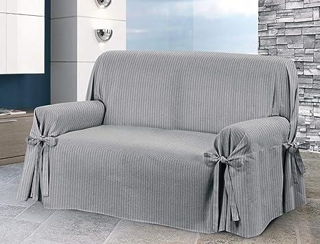 HomeLife - Funda de sofá de Dos o Tres plazas - Funda de ...