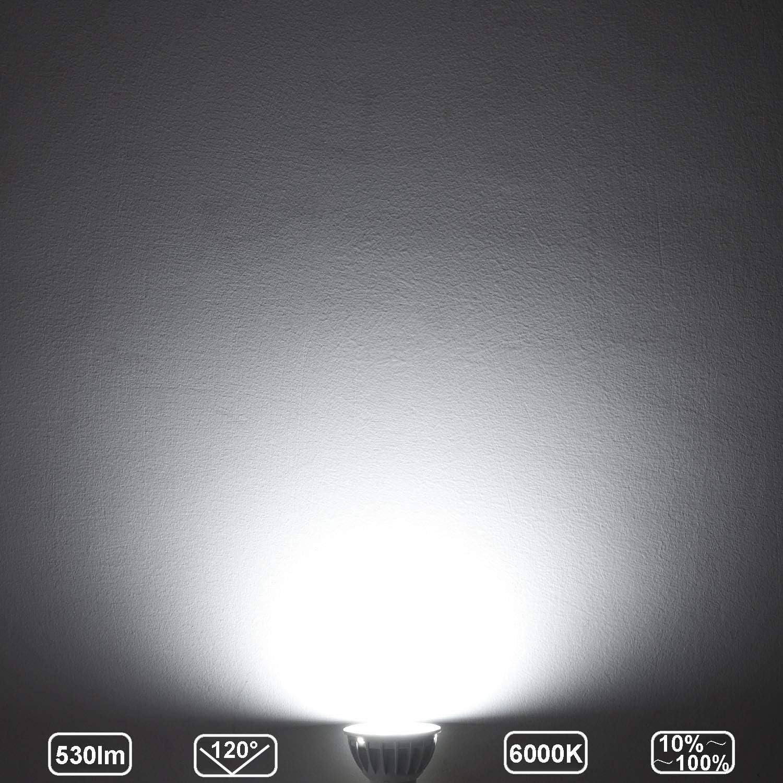Transformateur LED 100-240V /à 12V 3A 36W Convertisseur Transfo Alimentation Pour MR16 G4 MR11 Lampe darmoire LUOKOED/®