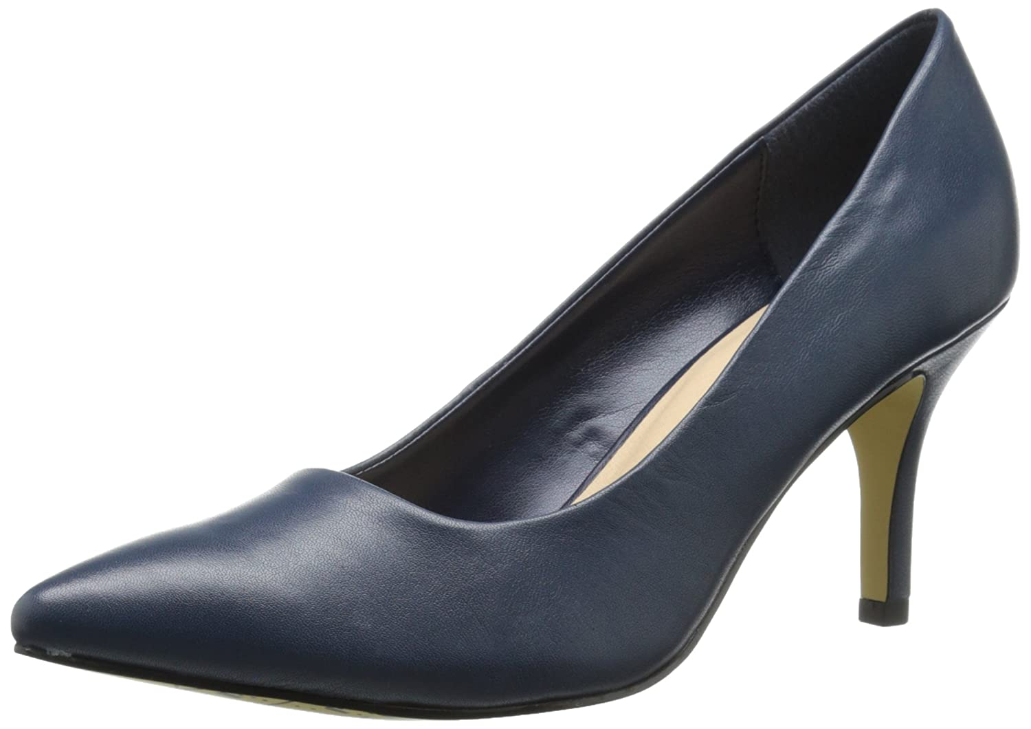 Bella Vita Women's Define Dress Pump B00ZIC5SCK 10 B(M) US|Navy Leather