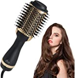 2020 Newest AU PLUG Professional Blowout Hair Dryer Brush, One Step Hair Dryer and Volumiser, Fast Delivery from AU…