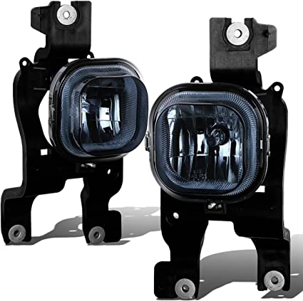 W//Bulbs H10 12V 42W Fog Lamps Assembly include Wiring Harness /& Switch- 1 Pair AUTOFREE Fog Lights for 2008-2010 FORD F250 350 450 Super Duty Clear Lens