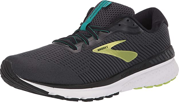 Brooks Adrenaline GTS 20 Sneakers Herren Schwarz Blue Grass