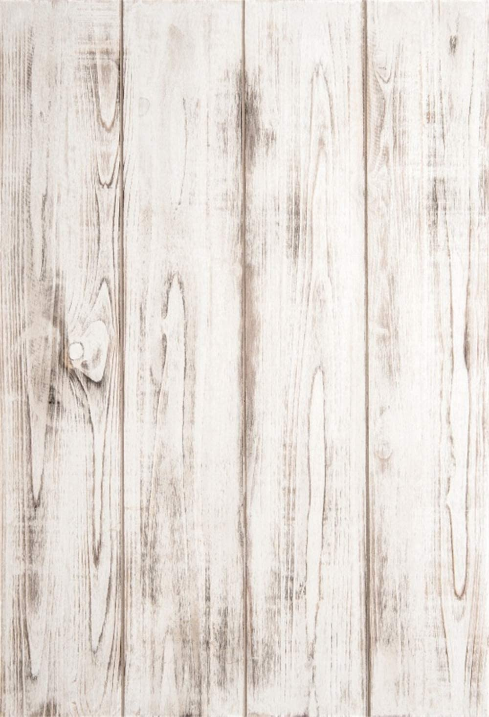 Vinyl 10x8ft Weathered Peeling Lateral-Cut Wood Plank Photography Background Faded Grunge Wood Texture Old Board Backdrops Personal Portraits Shooting Artistic Photo Studio Props