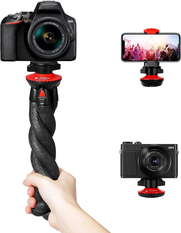 Fotopro Handy Stativ Iphone Stativ Mini Kamera Stativ Amazon De Kamera