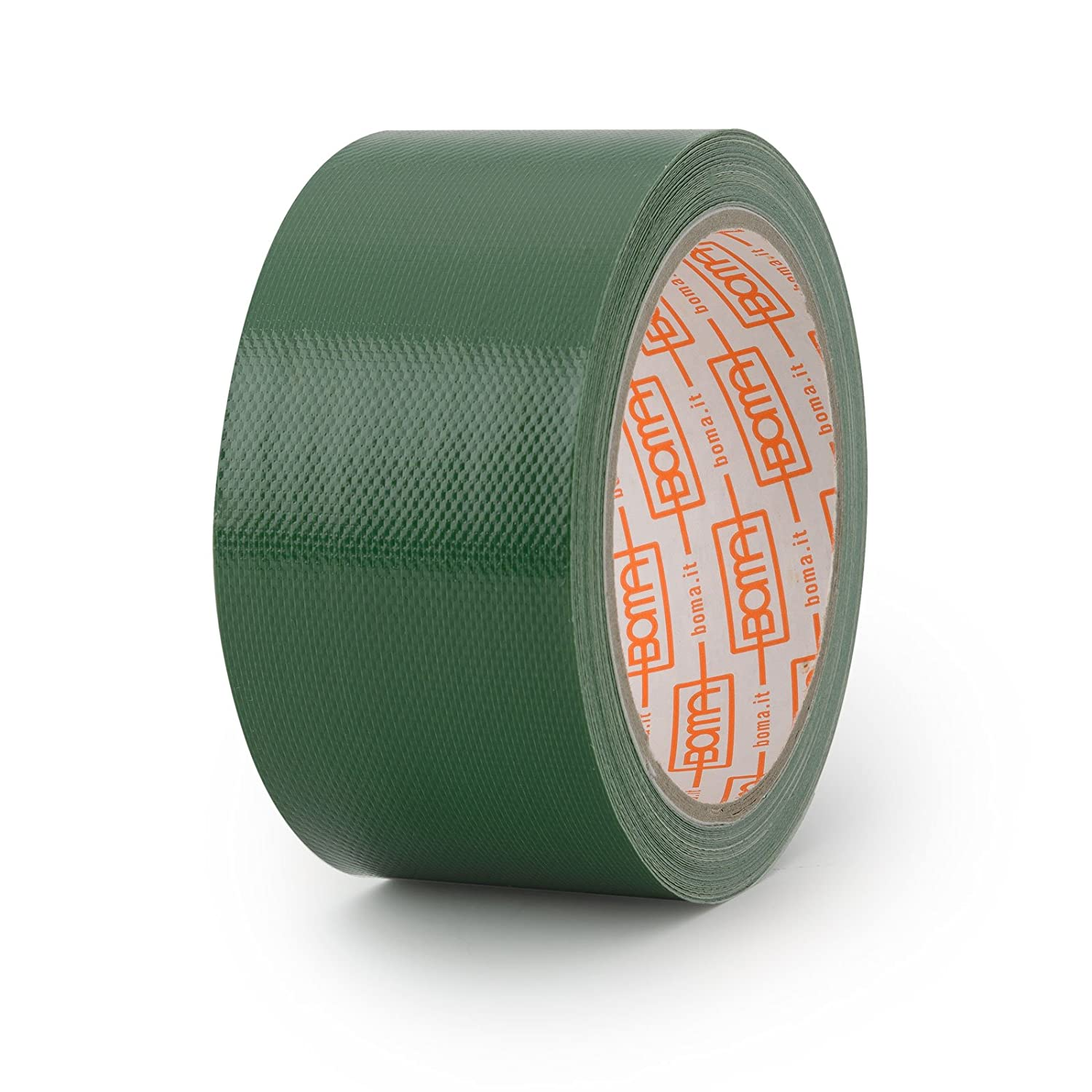 Boma Repair B47008300013 Gaffer Tape for Repairs, 50 mm x 5 m, Green 8013074000700