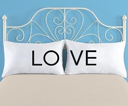 Soft /& Luxury Micro Sateen Housewife Pillowcase Pair Novelty Decor Pillowcases