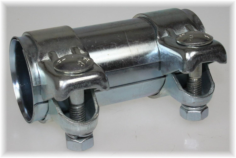 Rohrverbinder Auspuff Ø 60 x 125 mm ZentimeX