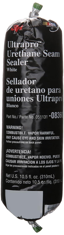 Amazon.com: 3M 08364 Ultrapro Beige Urethane Seam Sealer Foil Pack - 310 ml: Automotive