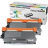 2 X TN2220/ TN2210 Black Compatiable Toner for brother HL-2240 HL-2240D HL-2250DN HL-2270DW HL-2130 HL-2132 DCP-7060 DCP-7065DN DCP-7060D DCP-7070DW DCP-7055 MFC-7360N MFC-7860DW MFC-7460DN MFC-7460N Printer