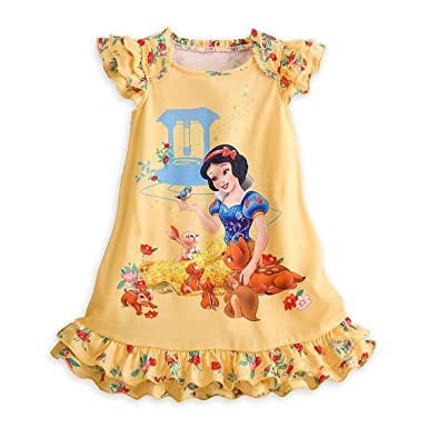 54752ea5e Amazon.com  Disney Store Princess Snow White Girl Short Sleeve ...