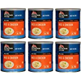 Mountain House Rice & Chicken #10 Can Freeze Dried Food - 6 Cans Per Case NEW!
