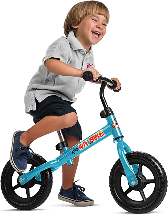Amazon.com: FEBER 800,009,008. Aprendizaje bicicleta sin ...