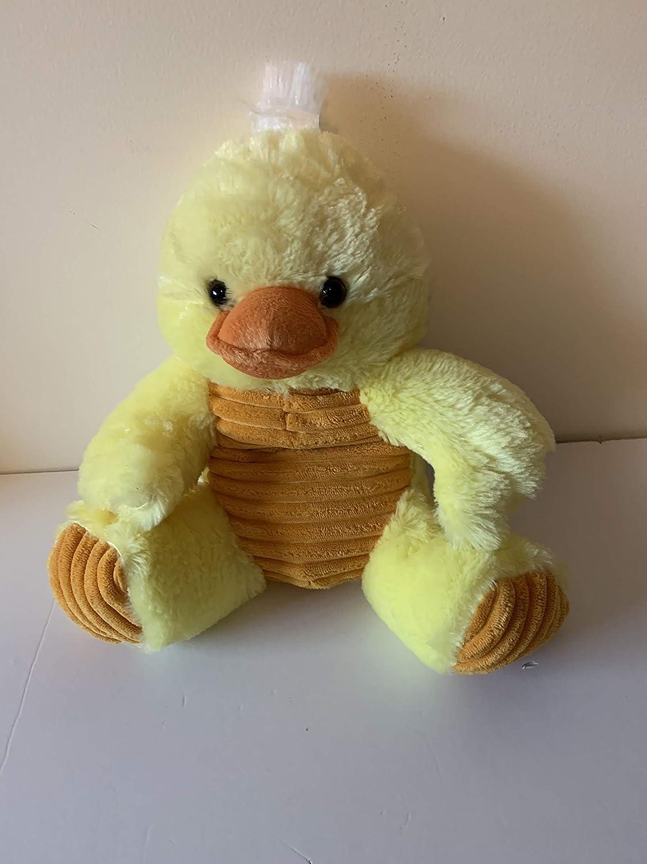 Amazon com: Weighted stuffed animal, duck, 3 lbs sensory toy