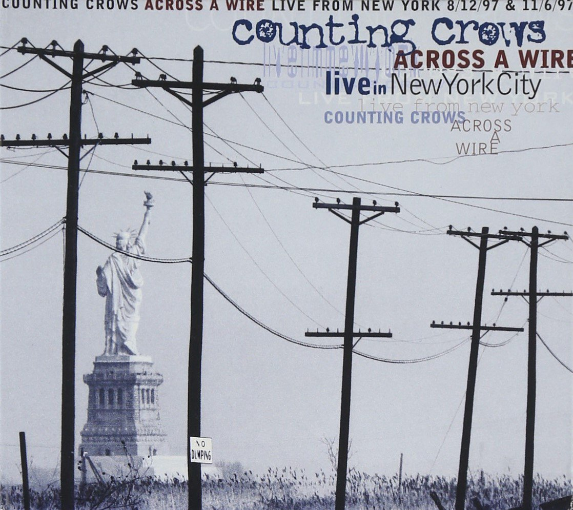 Counting Crows - Across A Wire: Live In New York City - Amazon.com Music
