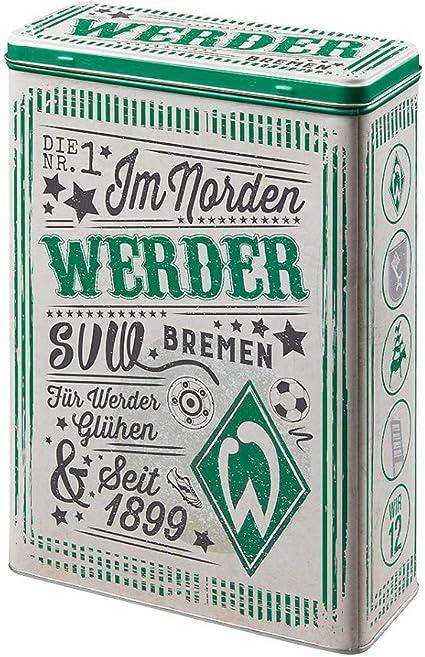 "SV Werder Bremen Teedose /""Raute/"""
