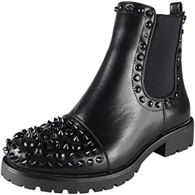 structural disablities elegant and graceful durable in use Women Studded Boots | Gothic Boots | Chelsea Boots | Studded Ankle Boots |  Pull On Boots | Ankle Black Boots | Chelsea Boots Women | Guess Ankle Boots  ...