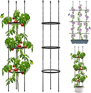 Tomato Cages for Garden, 2 Packs 48