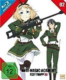 Anti-Magic Academy - Test Trupp 35 Volume 2: Episode 05-08 [Blu-ray]