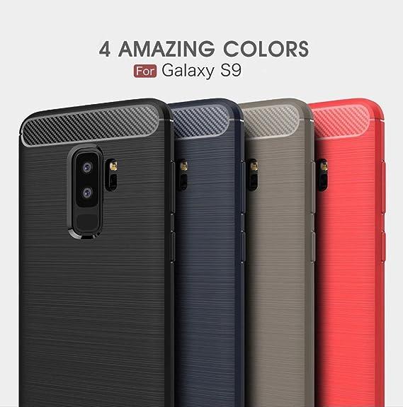 new style e1113 61b95 Samsung Galaxy S9 Plus Carbon Fiber Premium Case