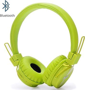 Invech Auriculares Inalámbricos Bluetooth para Niños Adulto ...
