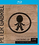 Peter Gabriel : Growing Up Live + Still Growing Up Live & Unwrapped [Blu-ray + DVD] [Combo Blu-ray + DVD]