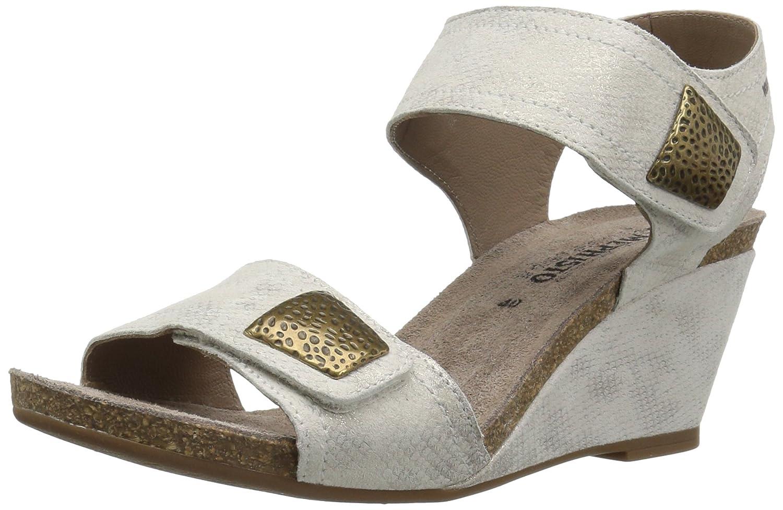 Mephisto Women's Jackie Dress Sandal B011DHJF6I 9 B(M) US|Light Sand Savana