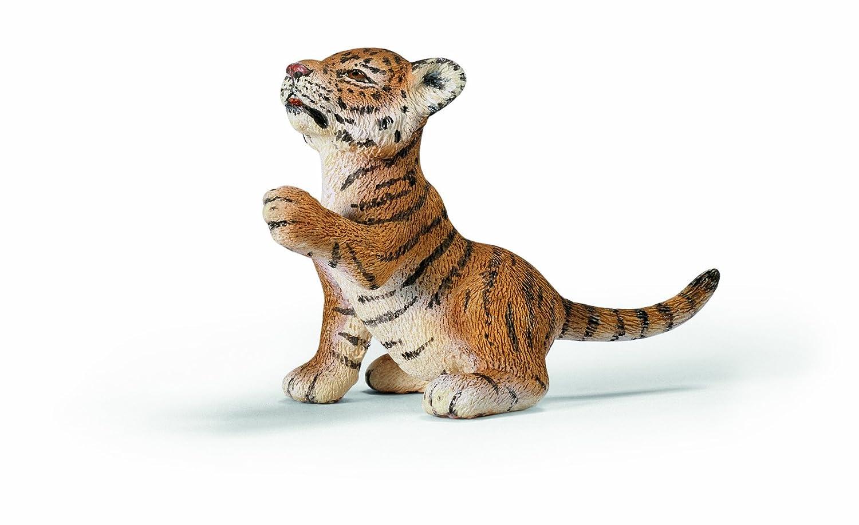 Schleich Tiger Cub Standing 14371 194751