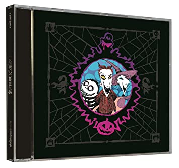 Nightmare Revisited by Nightmare Before Christmas 3d: Amazon.co.uk ...
