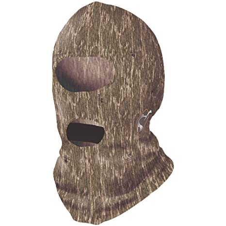 33a5b81476f9b Amazon.com : Performance Full Facemask (Mossy Oak Bottomland ...
