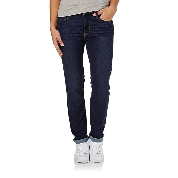 63a4fff2314 Levi s Womens 712 Slim Jeans in City Blues  Levis  Amazon.co.uk ...