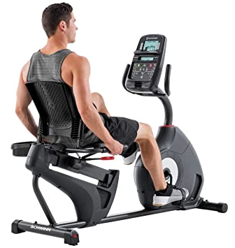 Amazon.com : Schwinn 230 Recumbent Bike (2016) : Sports & Outdoors