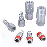 Amazon Best Sellers: Best Air Tool Fittings