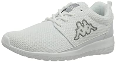 Kappa Unisex-Erwachsene Speed Ii Low-Top Sneaker, Weiß (1014 White/