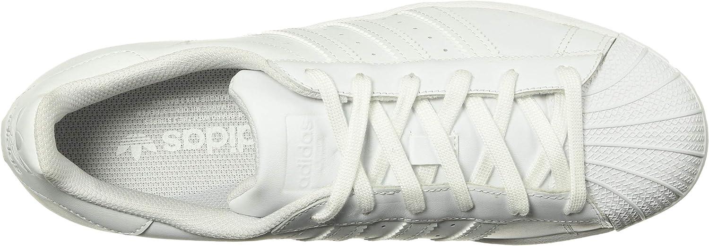 adidas Originals Superstar, Boys' Trainers White Core White White