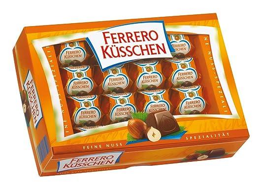 Ferrero Küsschen 4er Pack 4 X 284 G Packung