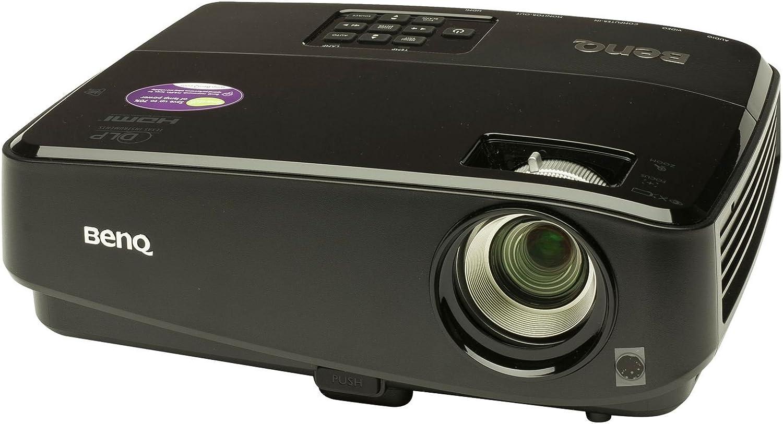 Benq TW519 Video - Proyector (2800 lúmenes ANSI, DLP, WXGA ...