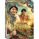 Devir - Pandemic Iberia, juego de mesa (BGPANIB)