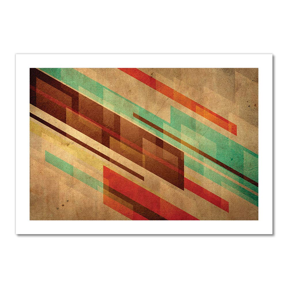 Abstract Wood Artwork