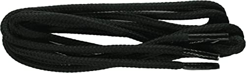 TZ Laces/® Branded Round Cord Wax 3 to 4mm Shoelaces for shoes /& boots