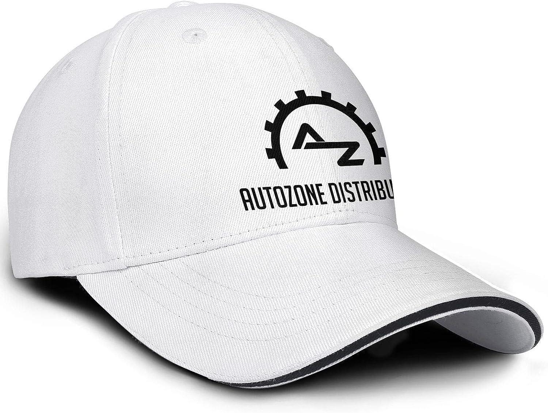 Hats Printed Cap Hiking Caps CAEEKER Mens Womans Autozone-Distribution-Black-Logo